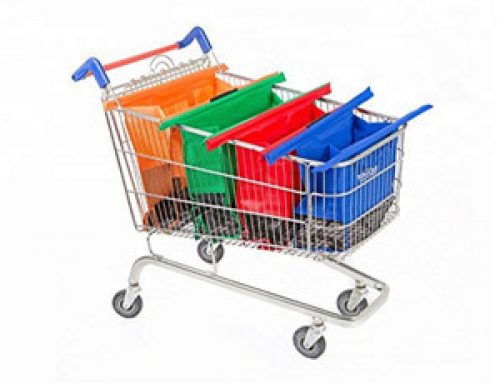 EC-01 Eco-Friendly-4-sets-reusable grocery bags