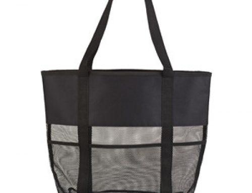 TB-001 Mesh tote bag