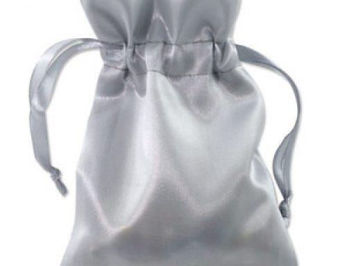 PB-05 Small satin bags for jewelry