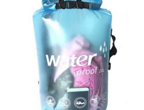 Ultralight dry sacks